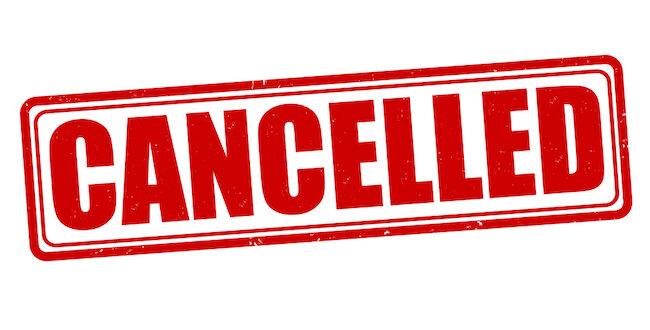 Ακύρωση Ομαδικών Εγγραφών σε Ημιμαραθώνιο & ΑΜΑ 2020