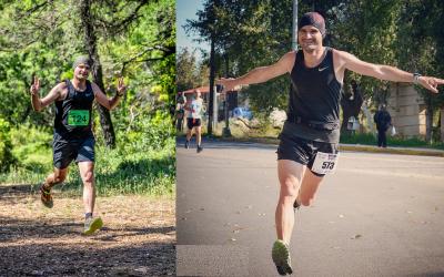 Road Runners vs Trail Running