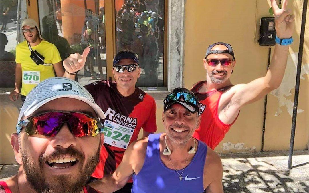 Ο γεμάτος Ιούλιος των Rafina Runners